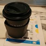 ディーン&デルーカ カフェ - 珈琲です