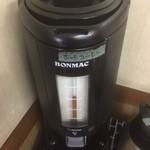 洋食入舟 - フリードリンク  コーヒーメーカー