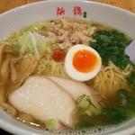 105197828 - 浜鶏ラーメン 800円