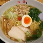 105197830 - 浜鶏ラーメン 800円