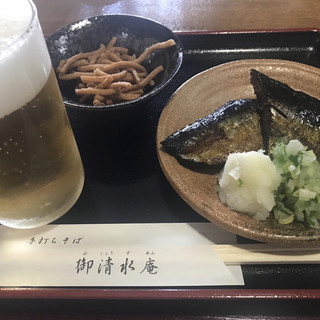 御清水庵 - 料理写真: