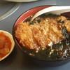 焼肉&定食 カトウ - 料理写真:タイムランチ(とんかつ茶漬け)