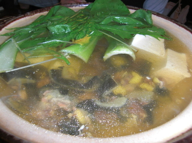 巣鴨三浦屋 - すっぽん鍋