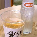 J.S. BURGERS CAFE - レモネード