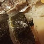 105202409 - 鯖寿司と土佐寿司