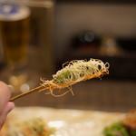 鉄平 - ずわい蟹のカダイフ巻
