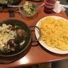 ヨゴロウ - 料理写真:チキン(ほうれん草)チーズトッピング 大盛り