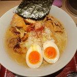 麺屋 千代松 - 炙り鶏潮ラーメン