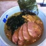 ラーメン屋 麺一 - 醤油ラーメン