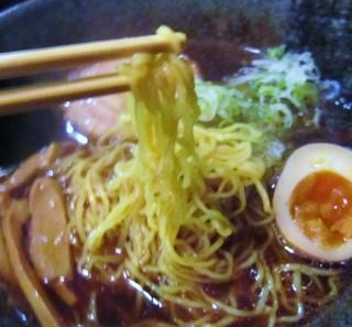 中華そば こくや 原田屋 - 麺リフト