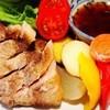 かつきち - 料理写真:ポークステーキ