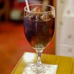 ばじりこ - アイスコーヒー