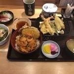 寿司居酒屋 日本海 - 全体的にはこう、