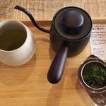 シゼン ティー - 本日の上煎茶