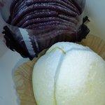 10522019 - コルドマロンと紫芋モンブラン