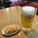 宝亭 - 生ビール