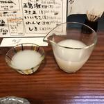 おやじの蔵 - 日本酒①