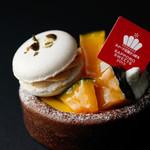 小樽洋菓子舗ルタオ - さっぽろスイーツ2019グランプリ受賞!SAPPOROかぼちゃガトーショコラ