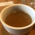 ご近所カフェ - スープ
