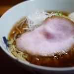 麺 みつヰ - チャーシューはバラとロースト2種