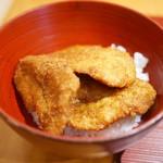 麺 みつヰ - 自家製ソースかつ丼