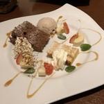 ベジキューブカフェ - デザート