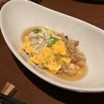 ベジキューブカフェ - オムライス風炊き込みご飯
