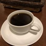 ベジキューブカフェ - コーヒー