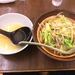 105224648 - 野菜味噌ラーメン780円