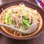 105224650 - 野菜味噌ラーメン780円