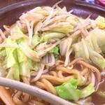 105224654 - 野菜味噌ラーメン780円