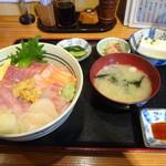 105225446 - 海鮮丼