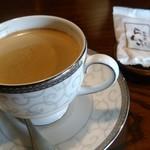 珈琲屋らんぷ - ブレンドコーヒー