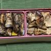 ドライブインいとう - 料理写真:豚丼・中落ちカルビ味比べ弁当1350円