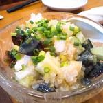 105230723 - ピータン豆腐