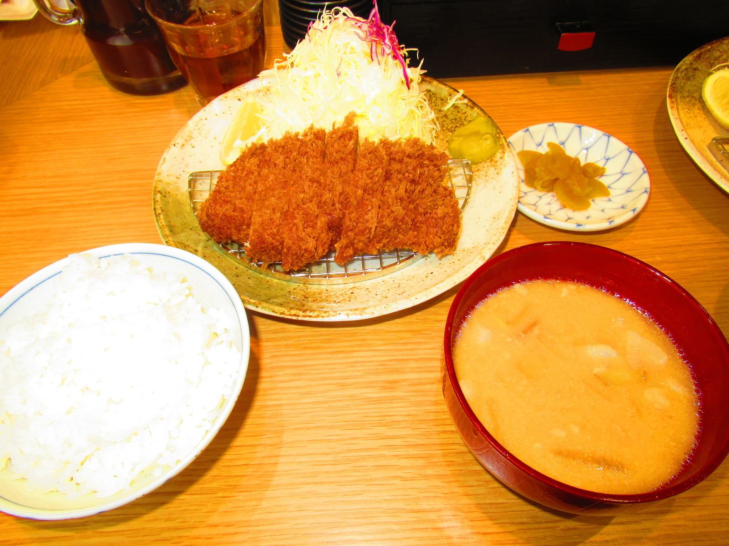 とんかつ檍 札幌本店