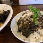 平八 - 濃厚ミニ烏賊ワタご飯