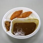 CoCo壱番屋 - 料理写真:フィッシュフライカレー