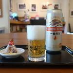 ギャラリー 北鎌倉物語 - ドリンク写真:キリン一番搾り500ml缶