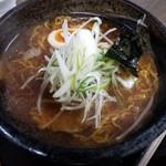 満足ヌードル ラーメンハウス - 料理写真:チャーハンセット(昔風醤油) 660円
