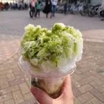 105235370 - かき氷(抹茶)(600円)