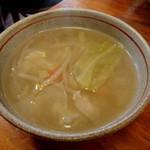 キッチン・オバサン - お味噌汁