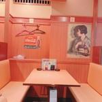 湘南本町食堂 - 店内