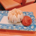 湘南本町食堂 - にんにく丸揚げ