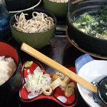 日吉屋 - 深川丼