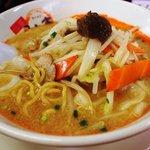 みそ壱 - 野菜みそラーメン ¥730