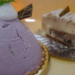 パティスリー ホリ - 料理写真:ケーキ2個 630円