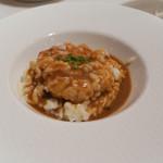 レストラン アラジン - 手長海老のリゾット