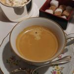 レストラン アラジン - コーヒー