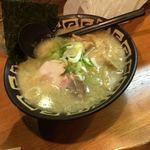 麺恋 佐藤 - 鶏白湯醤油